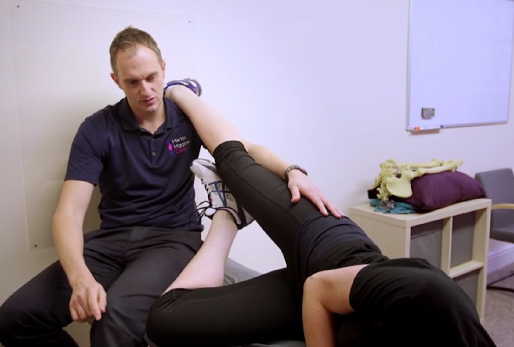 Martin Higgins Physio London