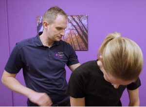 Back Pain Treatment Martin Higgins Physio Marylebone London
