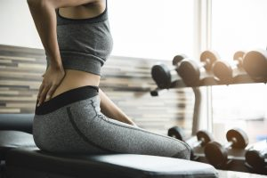 Physio back pain exercises injury treatment