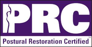 Postural Restoration Institute (PRI) Postural Restoration Certified (PRC) Logo